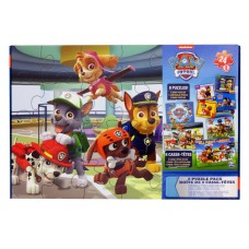PAW Patrol 8-Puzzle Pack