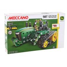 Meccano John Deere 9RT Series Tractor Building Set