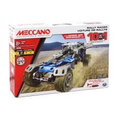 Meccano Motorized Car 10 in 1 Building Set