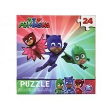 6x6 PJ Masks Basic Puzzle - 24 pcs