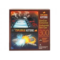 Exploding Kittens Puzzle w/300 pcs