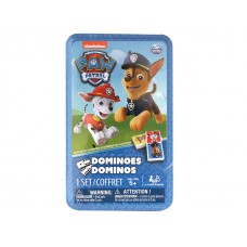 PAW Patrol Dominoes Game - Bilingual