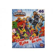 Marvel Floor Puzzle w/46 pcs