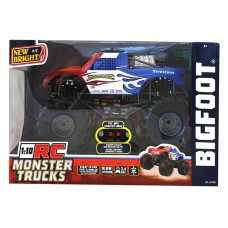 1:10 R/C Full Function Big Foot Monster truck
