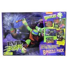 Teenage Mutant Ninja Turtles 8-Puzzle Pack