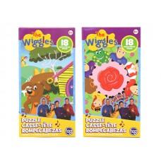 The Wiggles Kids Puzzle Asst w/18 Pcs