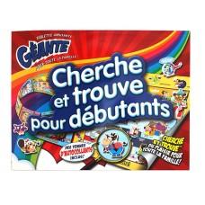 Cherche et Trouve pour toute la famille Geante -French