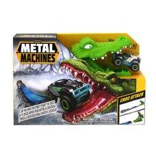 Metal Machines Crocodile Mini Racing Car Track Set
