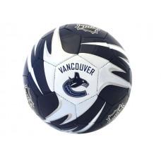 NHL Canucks S5 Training Soccer Ball - Deflated