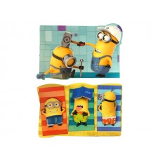 Minions Lenticular Placemat