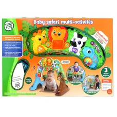 Baby Safari Multi-Activities - French