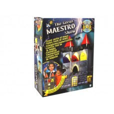 The Great Maestro Show Castle Magic Activity Kit