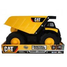 "CAT 16"" Metal Machines Dump Truck"