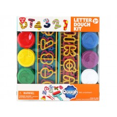 Letter Dough Kit