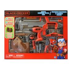 Black & Decker Junior Deluxe Tool Set - Bilingual