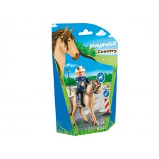 Playmobil Country Mounted Police