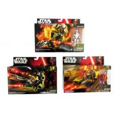"""Star Wars 3.75"""" Figurine & Vehicle Asst."""