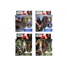 "Star Wars 4"" Figurine Asst"