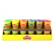 Play-Doh Single Can Asst - W/ Display