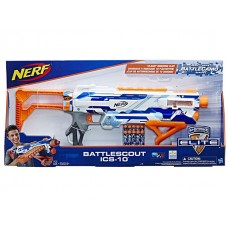 Nerf Battlescout ICS-10 BattleCamo