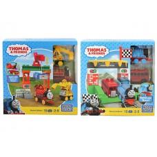 Thomas & Friends Playset Asst. W/ 15 Pcs
