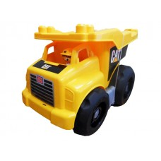 CAT Large Dump Truck W/ 25 Pcs