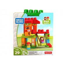 Mega Bloks Treehouse Adventure w/29 pcs