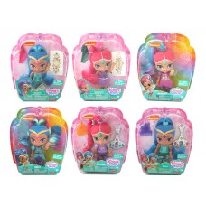 "Fisher-Price Shimmer and Shine 6"" Figure Asst"