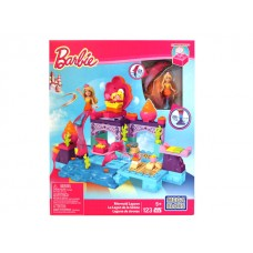 Barbie Mermaid Lagoon W/ 123 Pcs