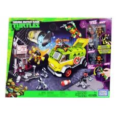 Teenage Mutant Ninja Turtles Street Battle W/ 433 Pcs