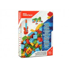 Mega Construx Vibrant Box of Blocks w/ 130 pcs