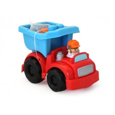 Mega Blocks Dump Truck 6 PCS