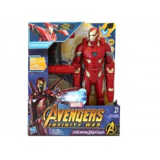 "Avengers 14"" Mission Tech Iron Man -French"