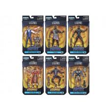 "Black Panther 6"" Legend Action Figures Asst"