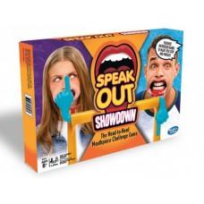 Speak Out Showdown - English version