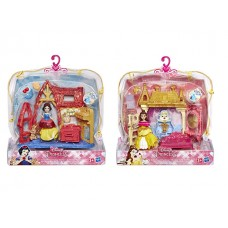 Disney Princess Small Doll Mini Environment Asst
