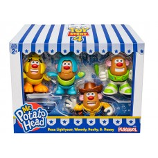 Mr Potato Toy Story Mini 4 pack