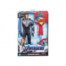 Avengers Titan Hero Series Power FX Iron Man -French