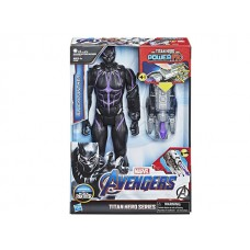 Avengers Titan Hero Series Power FX Black Panther -French