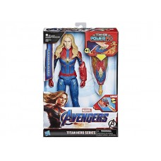 Avengers Titan Hero Series Power FX Captain Marvel -French