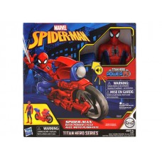 Spider-Man Power Pack Cycle -French