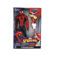 Spider-Man Titan Hero Series Power FX Figure -French
