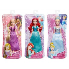 Disney Princess Royal Shimmer Fashion dolls Asst