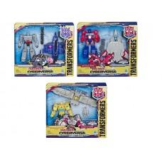 Transformers Cyberverse Spark Armor Elite Class Asst