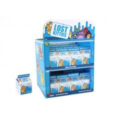Lost Kitties Blind Box w/display