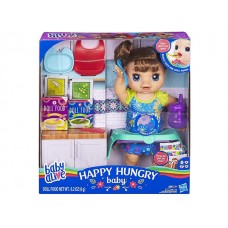 Baby Alive Happy Hungry Baby Brunette -English