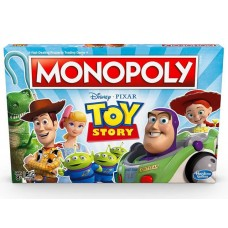 Monopoly Toy Story -English