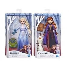 Frozen 2 Storytelling Doll Asst