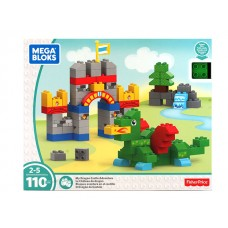 Mega Bloks Dragon Castle w/ 110 pcs