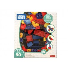 Mega Bloks Lets Build Bold w/ 90pcs